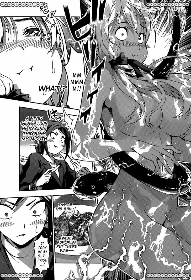 Shokugeki no Soma - Chapter 102