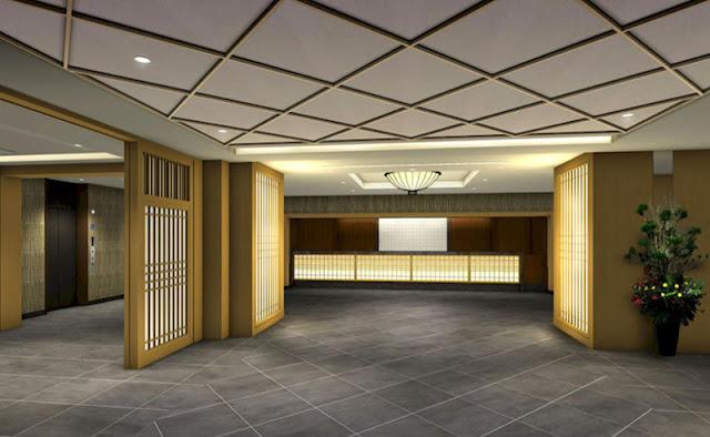坎帕納京都船舶酒店 Vessel Hotel Campana Kyoto Gojo - 大堂