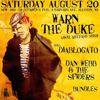 This Lineup Though - Warn the Duke Vinyl Release Show