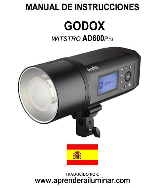 Godox AD600 Pro ESPAÑOL PDF
