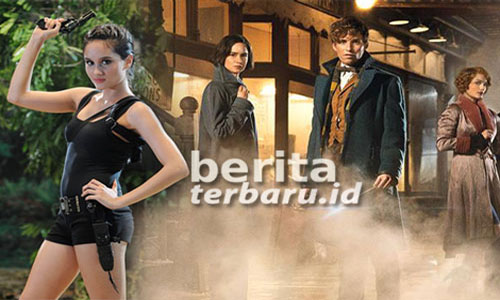 Cinta Laura Bintangi Prequel Harry Potter