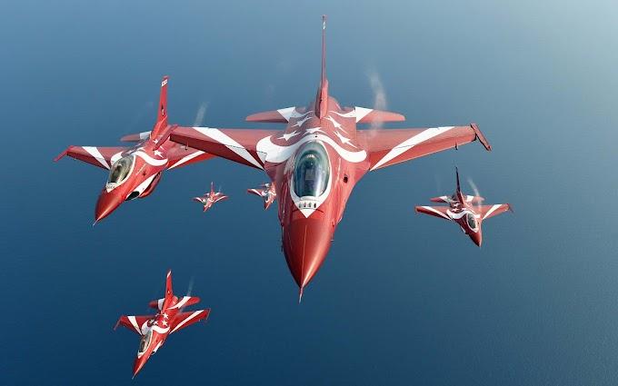 F-16 Fighting Falcon Jato