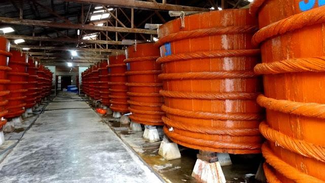 nước mắm truyền thống Việt Nam