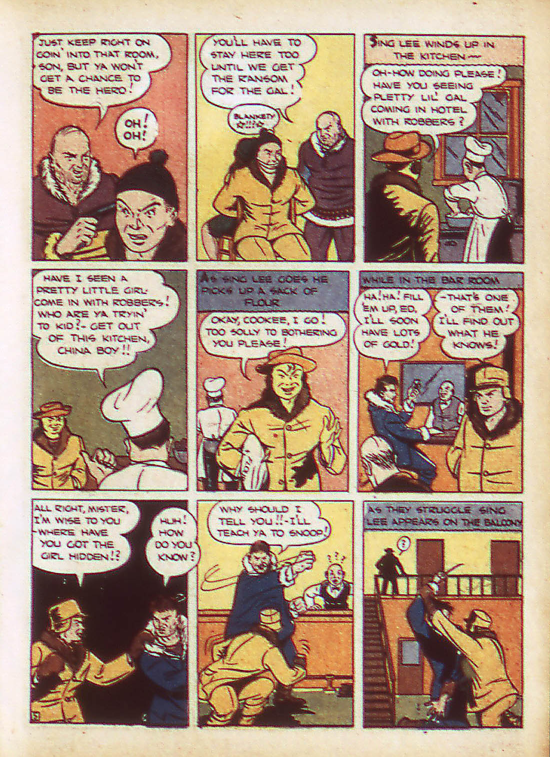 Flash Comics issue 22 - Page 29