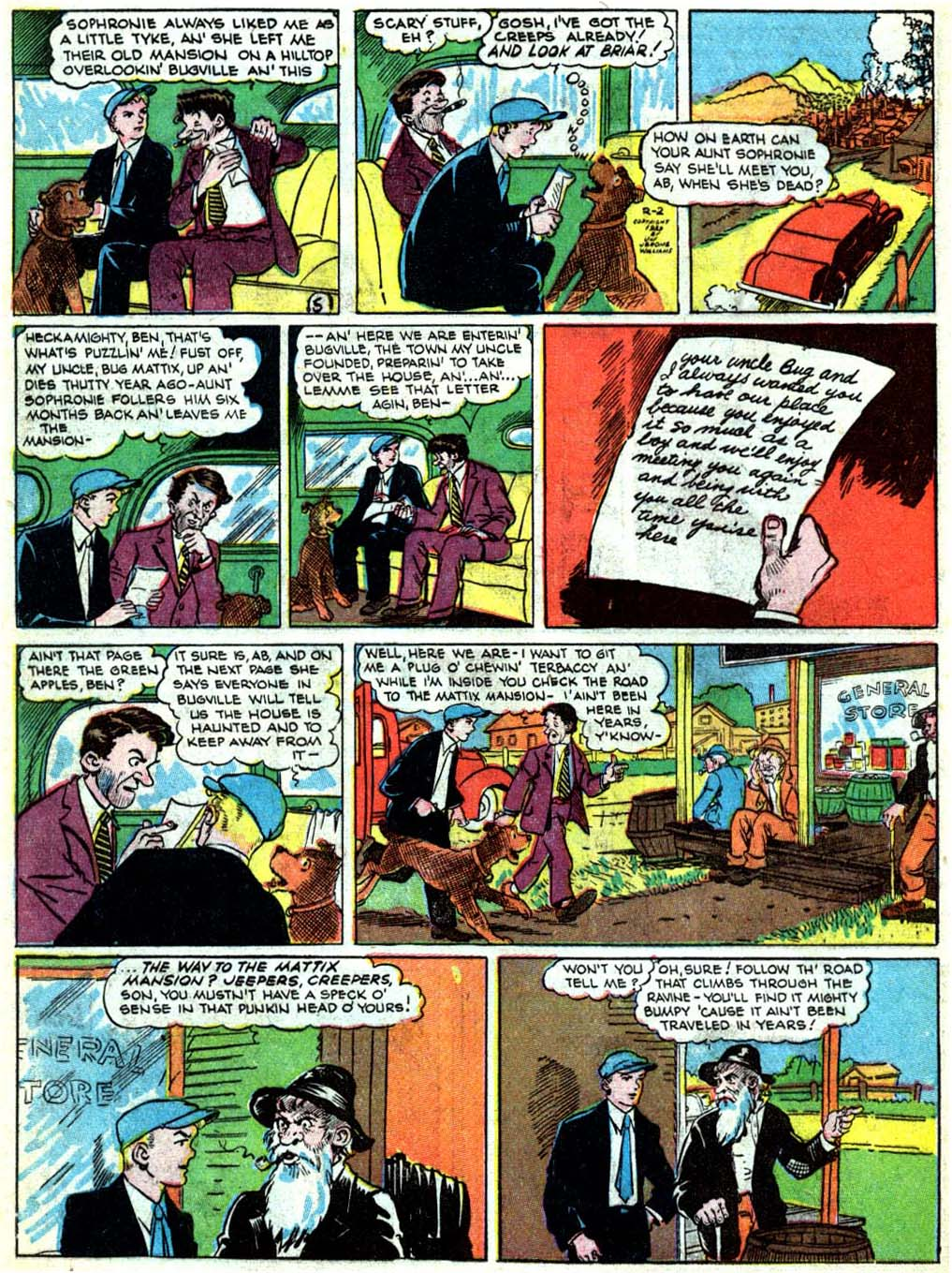 Read online All-American Comics (1939) comic -  Issue #18 - 40