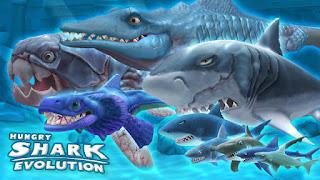 تحميل لعبة hungry shark evolution قرش الجوعان نقود لا تنتهي للاندرويد مضمونة 100%