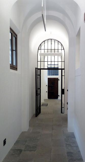 Le gallerie delle prigioni