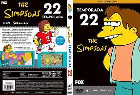 The simpsons Season 22 - Temporada 22