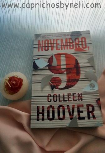 Novembro, 9,  Colleen Hoover