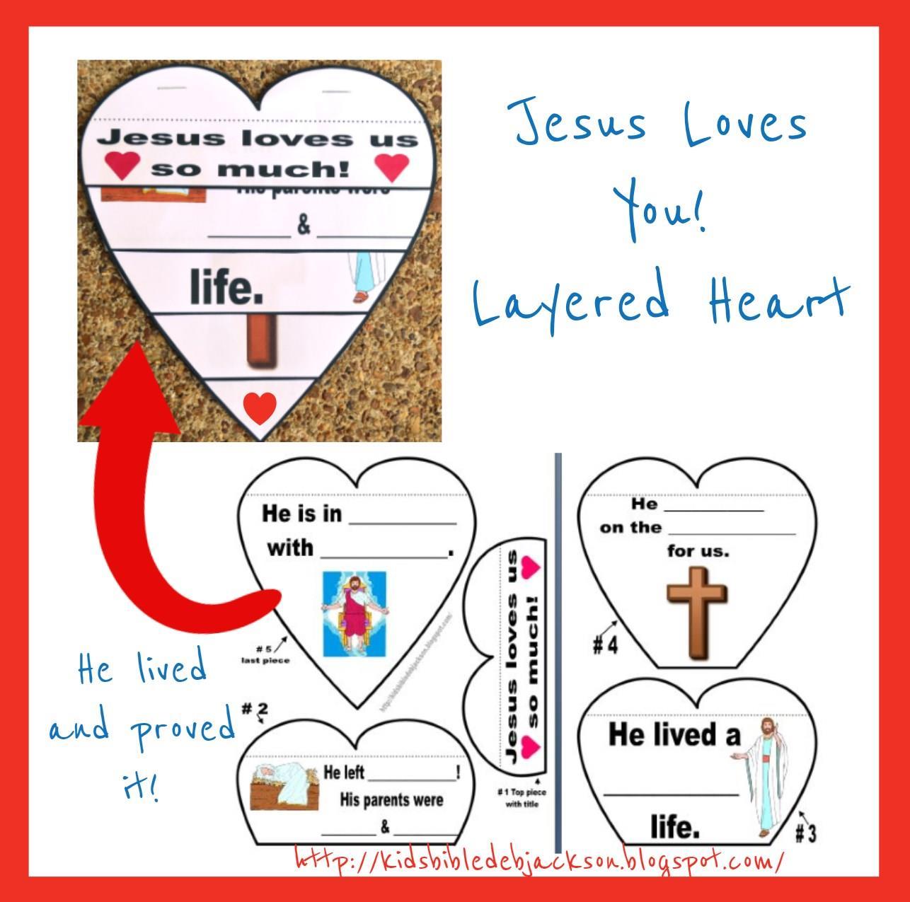 Bible Fun For Kids Jesus Is Crucified