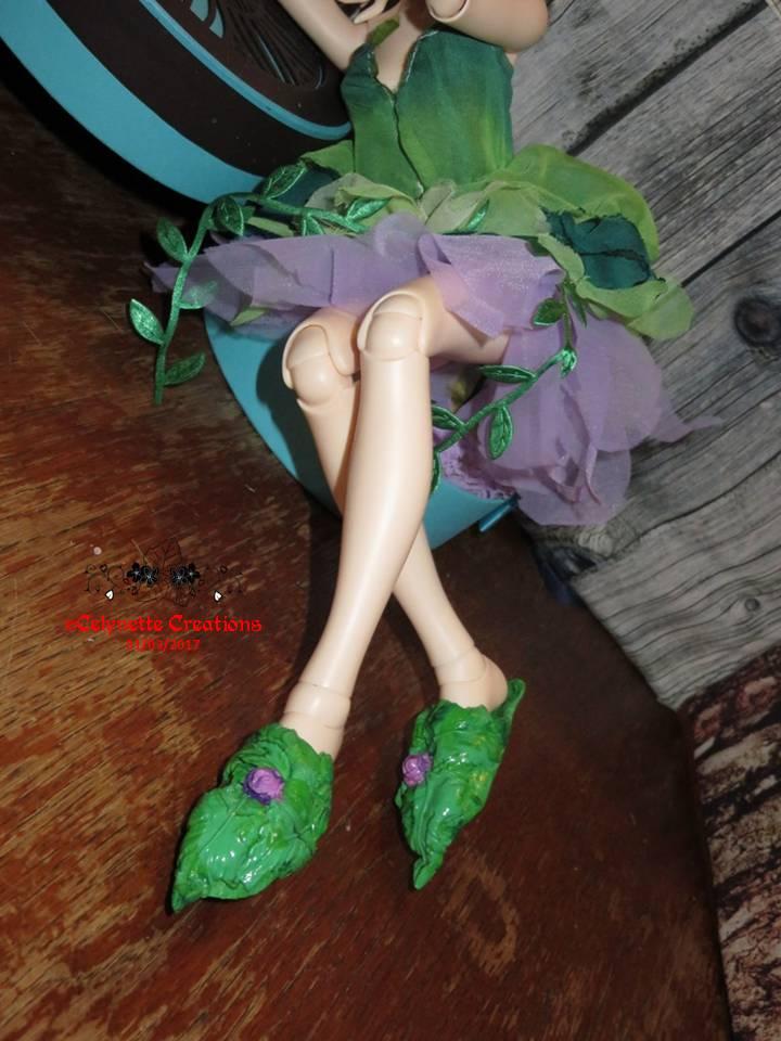 Créas-Fimo -  1 bête des chaussures feuilles (p9) + 1 bûche - Page 10 Diapositive14