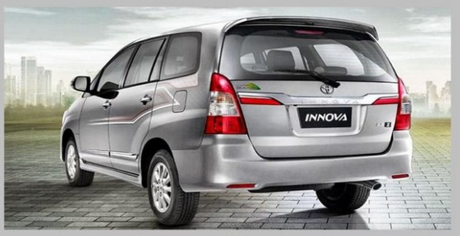 2015 Toyota Innova Review and Price