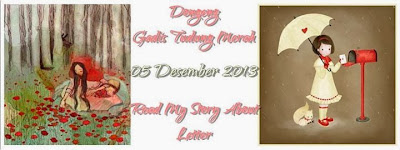 "Event Menulis FF Dongeng ""Gadis Tudung Merah"" & FF Serial Read My Story About ""Letter"""