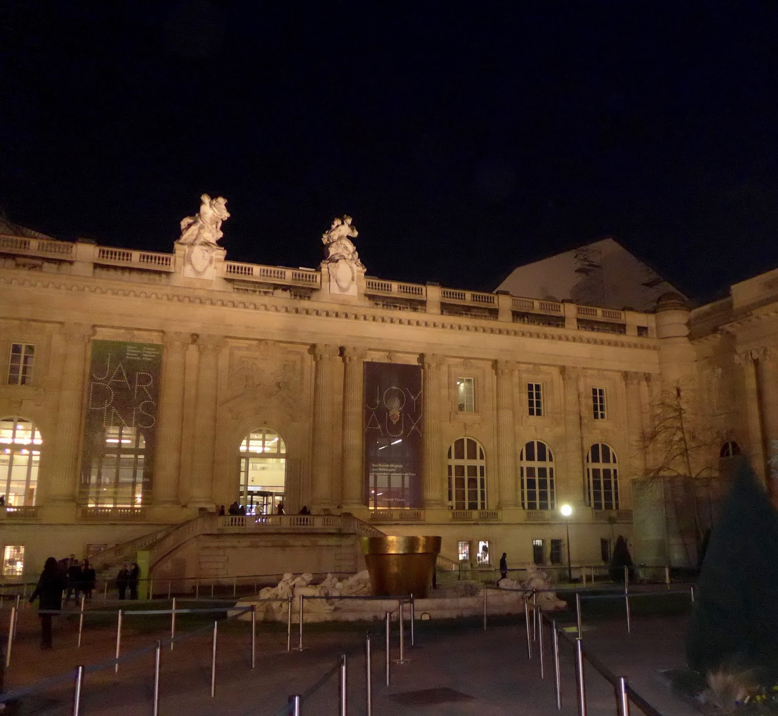 International luxury consulting grand palais paris inauguration de l 39 exposition jardins - Grand palais expo horaires ...