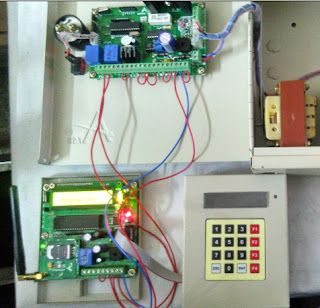 the relay connection depends up on the alarm panel you use,in atss panels  the connections are as in pictures  positioning of the auto dialer
