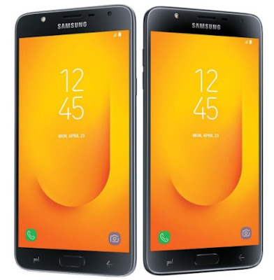 harga dan spesifikasi Samsung Galaxy J7 Duo 2018