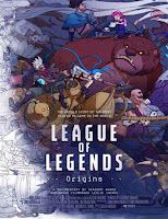 pelicula League of Legends: Origins (2019)