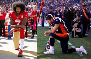 Football Player or Activist