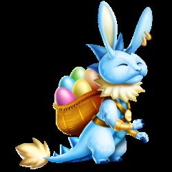 Egg Hunter Dragon