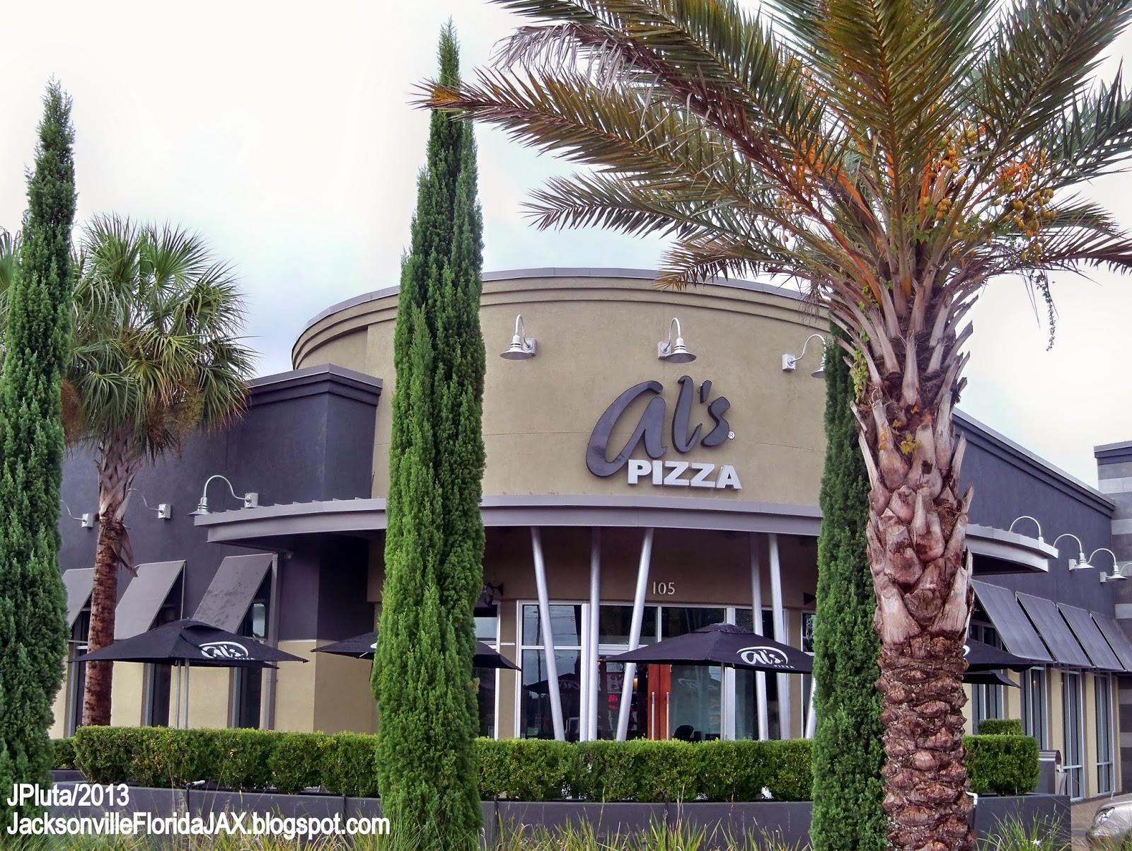Al S Pizza Jacksonville Florida Phillips Hwy Restaurant Duval County Jax Fl