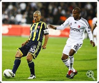 Alex Mehmet Aurelio Fenerbahçe Besiktas