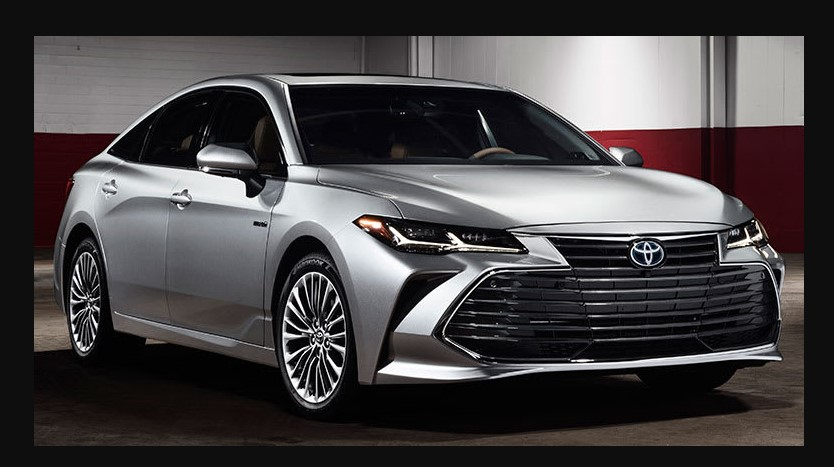 2019 Toyota Camry Hybrid Trim Levels & Configurations