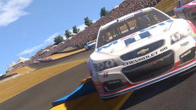 اختيارات في العبة  NASCAR Heat Evolution سباق السيارات القوي