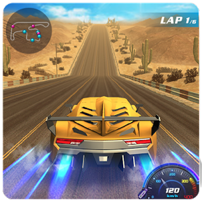Drift car city traffic racer for PC