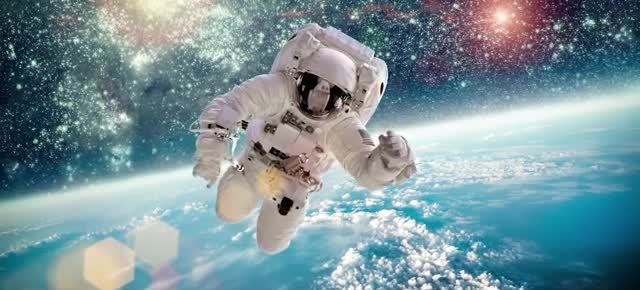 10 SCIENCE FACTS YOU DIDN'T LEARN IN SCHOOL 8. Burping in Space