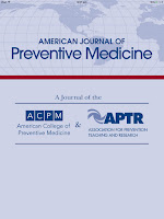 Image of American Journal of  Preventive Medicine