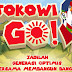 Download Game Jokowi Go di Android Jokowi Blusukan
