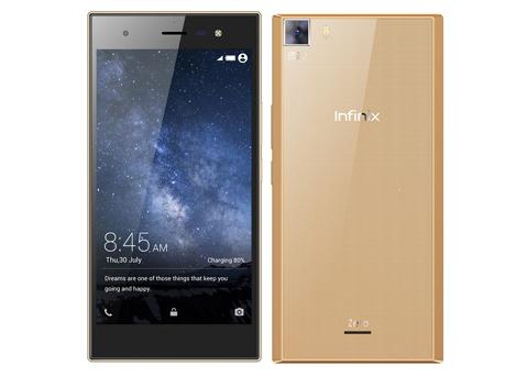 Spesifikasi dan Harga Infinix Zero 3 X552 Terbaru, Ponsel Android Lollipop 4G LTE Kamera 20.7 MP