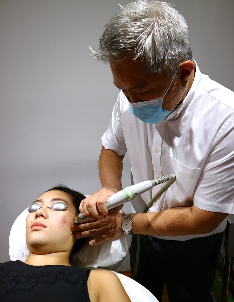 David Loh Surgery Aesthetic Treatment Review Singapore