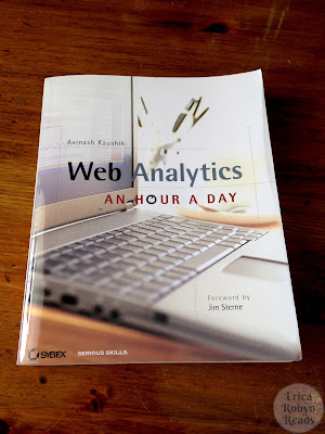 Web Analytics: An Hour a Day by Avinash Kaushik book image