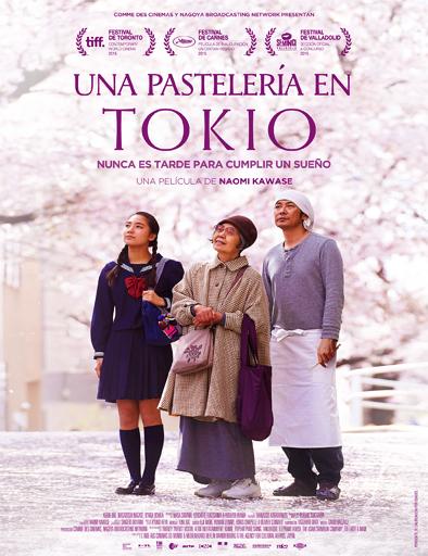 Ver Una pastelería en Tokio (An) (2015) Online