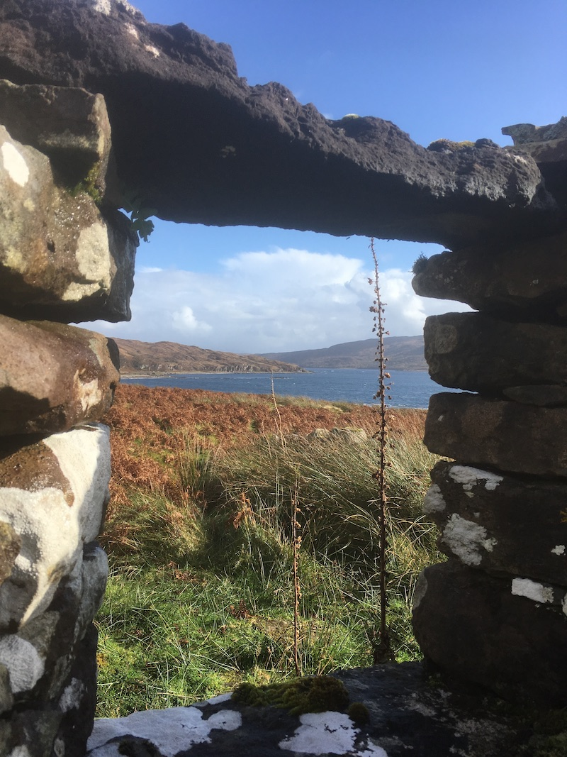 FitBits | Mountain biking on Skye, Scotland - fitness blogger Tess Agnew