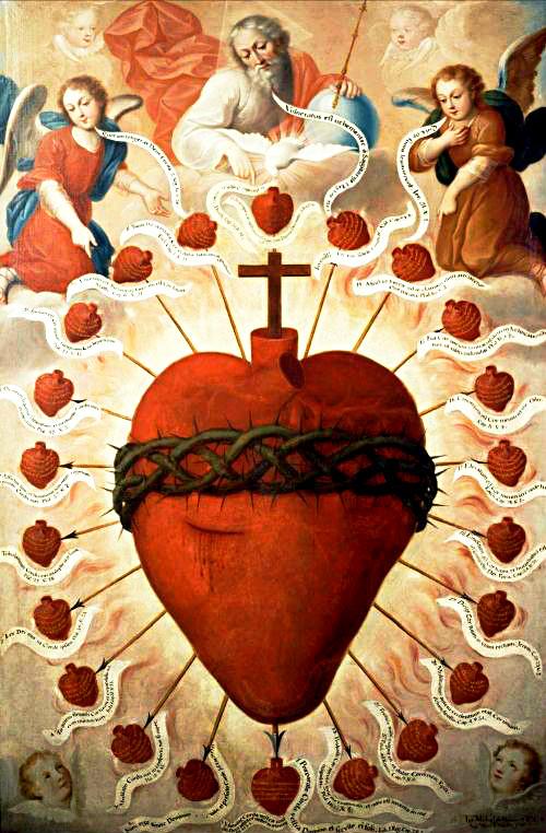 Saints et Saintes du jour - Page 15 Sacr%25C3%25A9-coeur-jesus