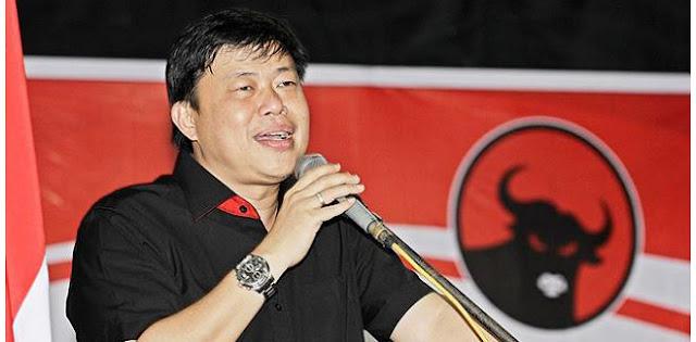 PDIP Ingatkan PSI: Jangan Sibuk Mencari Sensasi Murahan demi Elektabilitas!