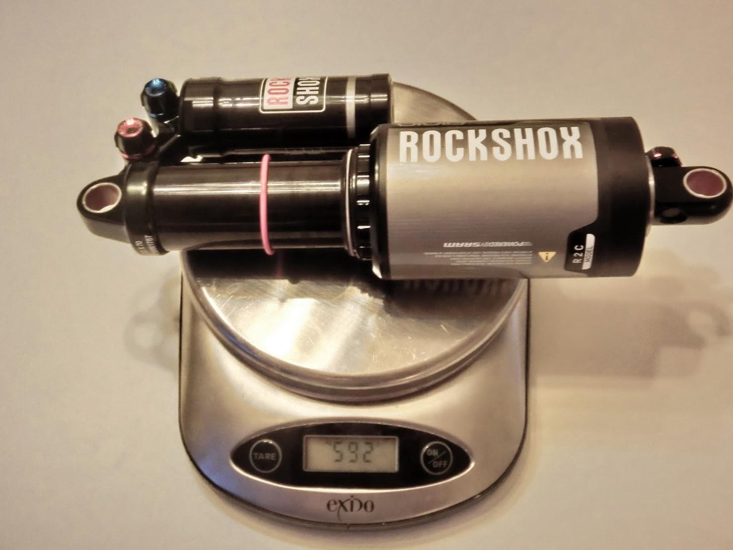 All Mountain Next: Is big better? RockShox Monarch Plus RC3