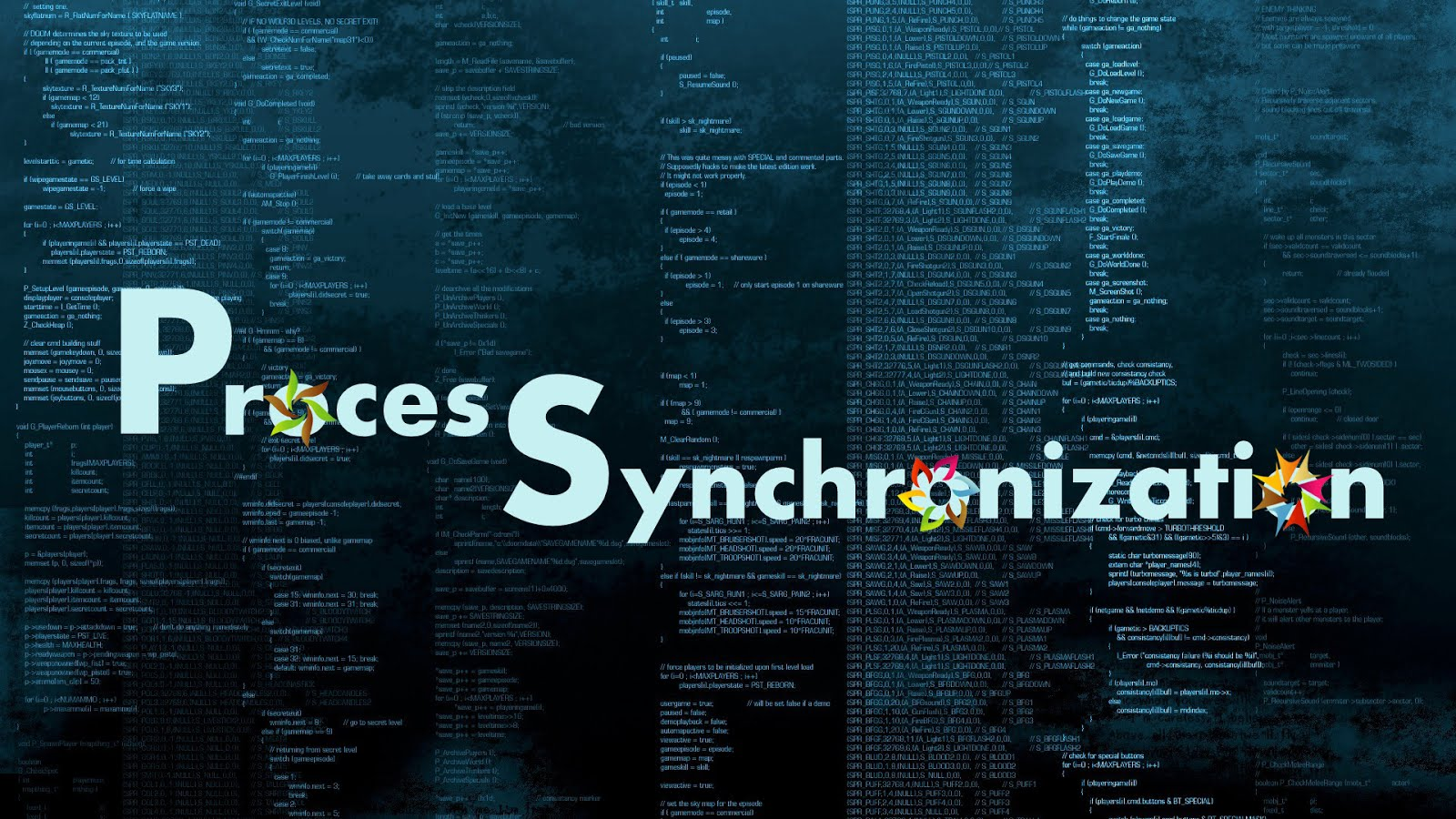 process synchronization Process synchronization references: abraham silberschatz, greg gagne, and peter baer galvin, operating system concepts, ninth edition , chapter 5.