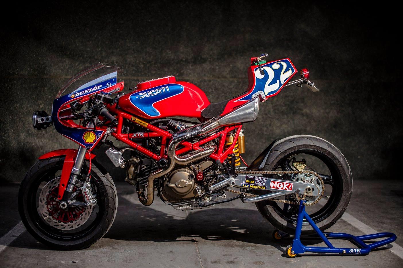 RAD02 MalaBestia - RocketGarage - Cafe Racer Magazine