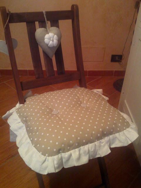 100 Love Shop Cuscini per sedie