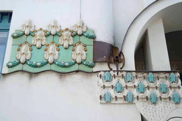 villa vojcsik hütteldorf penzing art nouveau vienna vienne otto wagner schönthal sécession penzing