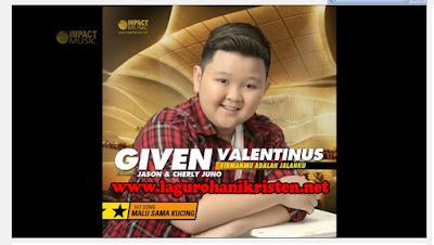 Given Valentinus - Engkau Segalanya Bagiku
