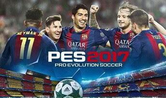 Pro Evolution Soccer 2017 Apk Android Mod