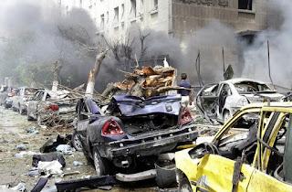 Investigator PBB Sebut Rezim Syiah Suriah Masih Menggunakan Senjata Kimia