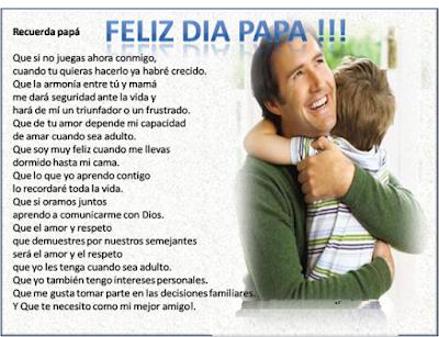 Imagenes del dia del padre con mensajes