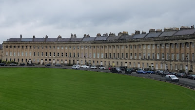 Royal Crescent, Bath UK