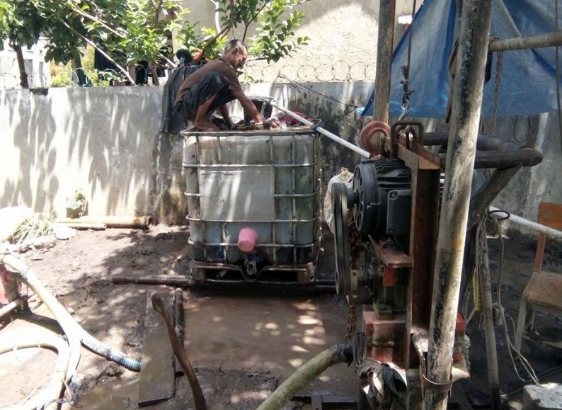 Pembuatan Sumur Bor Medan