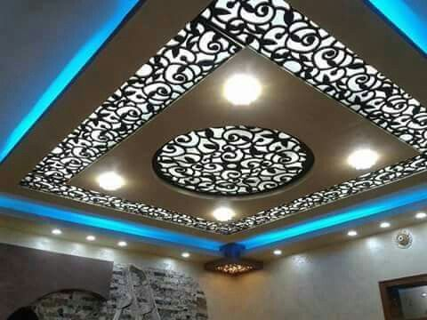 False Ceiling Design 2019 Lighting Installation
